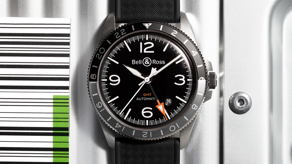 Bell & Ross Adds a New GMT Timepiece to Its Pilot Watch Collection
