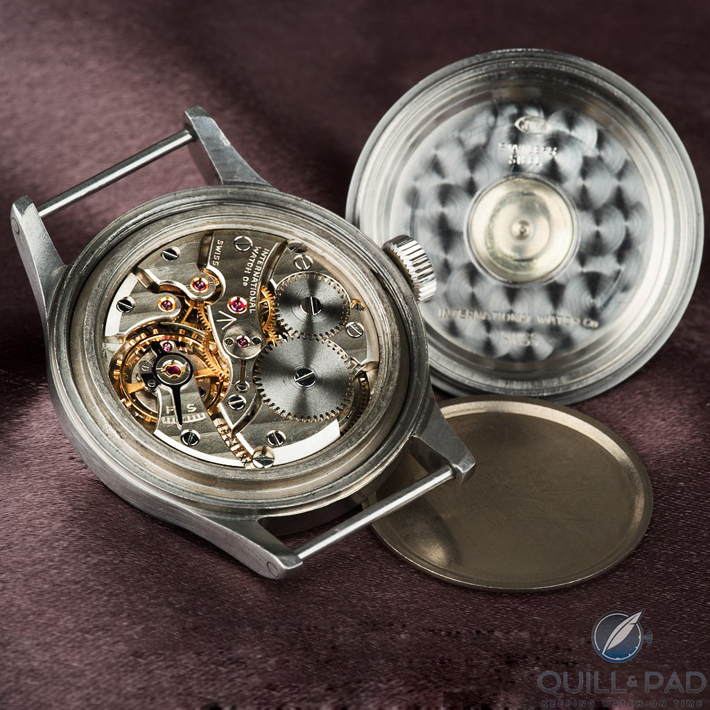Exceptional Movements In History: IWC Caliber 89