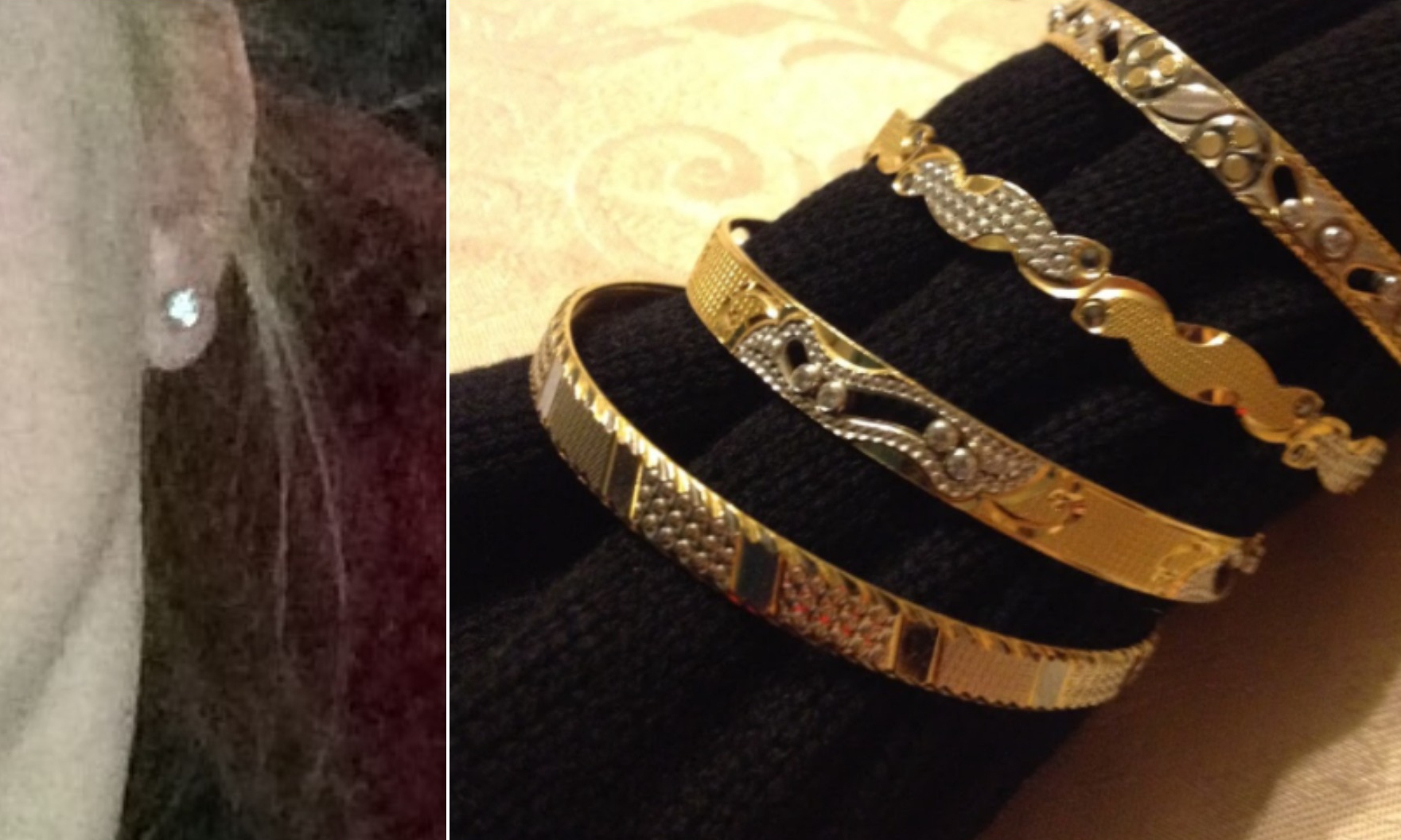 Stolen jewellery worth £15000 may surface in Wrexham