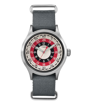Timex x Todd Snyder vintage-style Mod Watch back in two colours