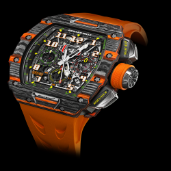 RM 11-03 McLaren-Automatic flyback chronograph