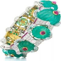 couture - summer berries bracelet