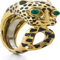 david webb, inc.	leopard ring