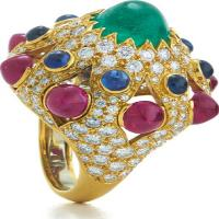 couture - carousel ring