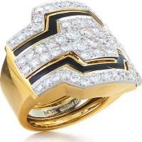 david webb, inc.	cigar band ring