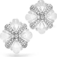 david webb, inc.	snowflake earrings