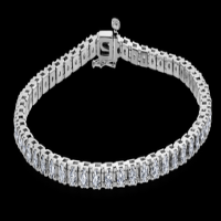 ritani diamond tennis bracelet