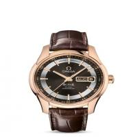omega hour vision omega co-axial annual calendar 41 mm