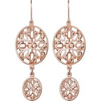 Chaine d'ancre passerelle earrings