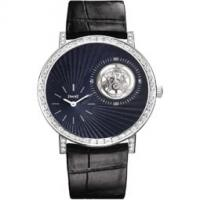 Tourbillon watch ultra-thin mechanical diamonds 41 mm