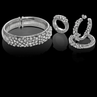 Chimento White gold bracelet with diamonds  & other