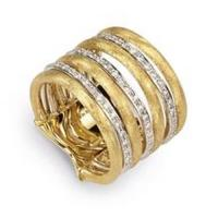 marco bicego jaipur link gold & diamond seven row ring
