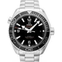 Omega Seamaster Planet Ocean 600M Master Chronometer Black Steel 4