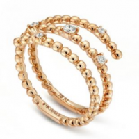De Boulle Collection Wrap Ring