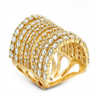 De Boulle Collection Coming Up Roses Ring
