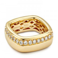 De Boulle Collection Ladie's Square Ring