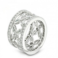 De Boulle Collection Trellis Ring