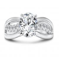 wholesale round diamond ring 23