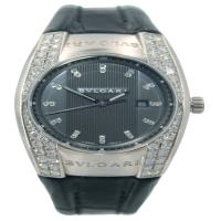 Bvlgari Ergon Ladies Ergon - Diamond Dial and Lugs - EGW 30 G