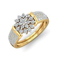 Eluria Diamond Ring
