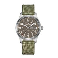 Khaki Field Day Date Auto