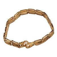 Men's 14K Box Chain Bracelet