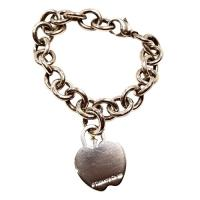 Tiffany & co. big apple charm bracelet