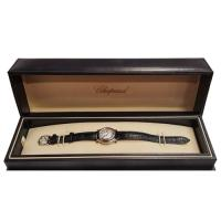 Ladies chopard happy sport mini 5 diamond watch