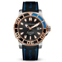 Carl bucherer patravi scubatec 18k rose gold – black dial