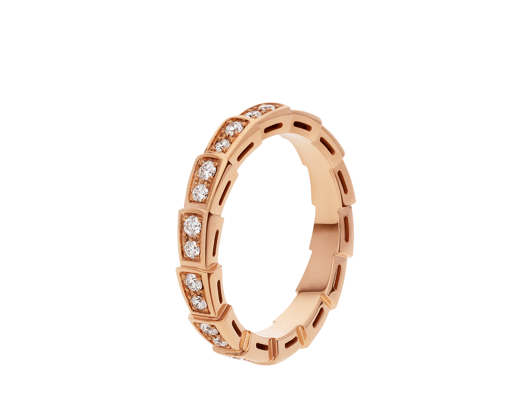 Serpenti Rings
