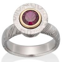 Chris Ploof  The Hannah Ring with Ruby
