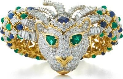 Couture - Lion Bracelet