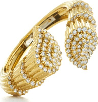 paisley crossover bracelet