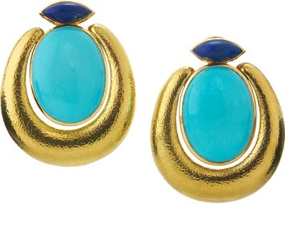 Drape Earrings