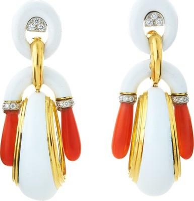 Pagoda Hoop Earrings