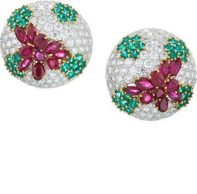 Couture - Summer Berries Earrings