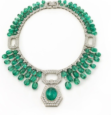 couture - maharaja necklace