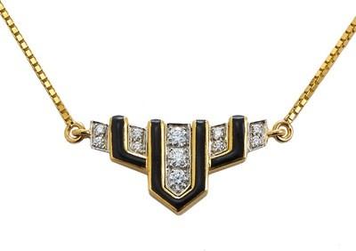 Scape Necklace