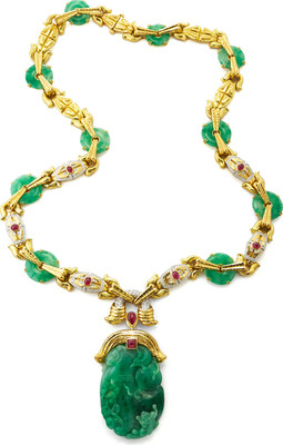 Couture - Jade Necklace
