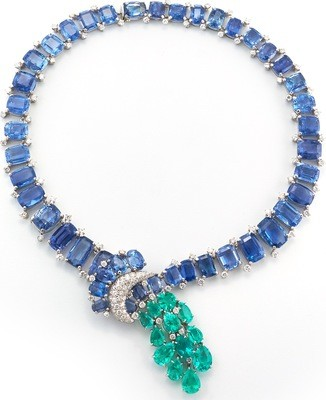 Couture - Cascade Necklace
