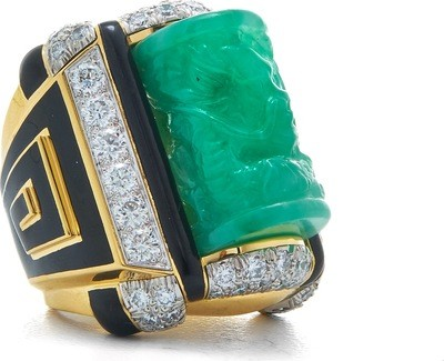 couture - shrine ring