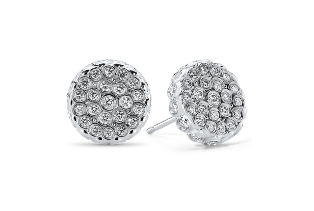 Love Thread Collection Stud Earrings