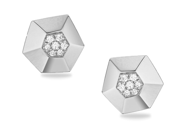 Jackson Diamond Stud Earrings (Small)
