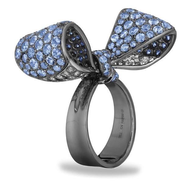 Pave Diamond Teardrop Earrings