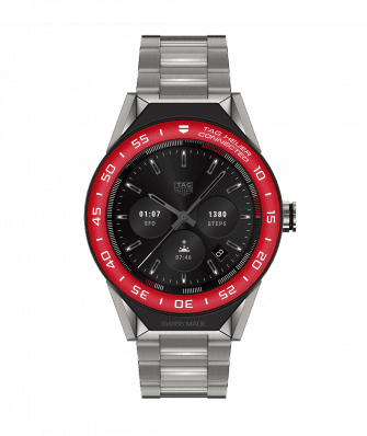 Tag heuer connected modular watches - sbf8a8015.10bf0608
