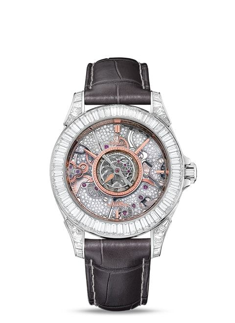 tourbillon co-axial limited edition 38.7 mm