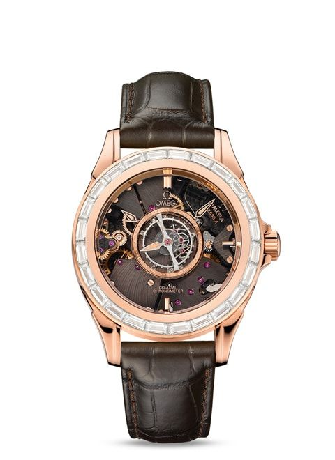 Tourbillon Co-Axial Limited Edition 38.7mm