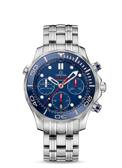 diver 300m co-axial chronograph 41.5mm