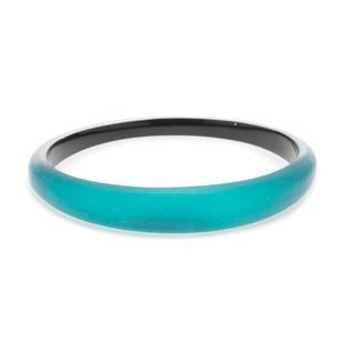 Skinny Tapered Bangle Bracelet