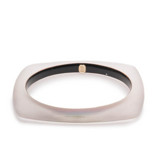 Soft Square Bangle Bracelet